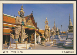 °°° 4846 - THAILAND - WAT PHRA KEO °°° - Tailandia