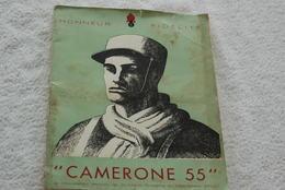 CAMERONE 1955 HONNEUR ET FIDELITE EDITER PAR L'AMICALE DE LA LEGION ETRANGERE D'ALGER - French