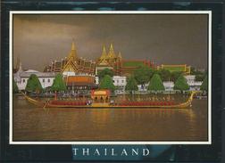 °°° 4851 - THAILAND - THE SUBANAHONGSA KING'S BARGE °°° - Tailandia