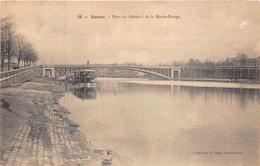 NANTES  -  Pont Du Général De La Mothe Rouge (edts Du Bazar Sainte Croix N° 39 ) - Nantes