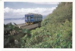 Viaggiare In Treno - Travelling By Train - Treni