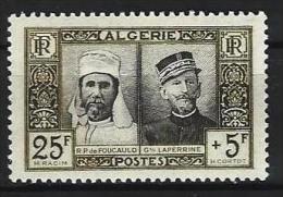 """Algerie YT 284 """" Anniversaire Présence Française à Salah """" 1950 Neuf** - Nuevos"""