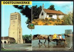 OOSTDUINKERKE - 3 Vues Diverses - Non Circulé - Not Circulated - Nicht Gelaufen. - Koksijde