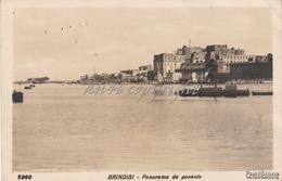 Brindisi_Panorama Da Ponente_Vg Il _-Antica Originale_ 2 Scan- - Brindisi