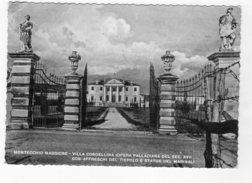 Montecchio Maggiore - Vicenza  Viaggiata 1962 - Vicenza