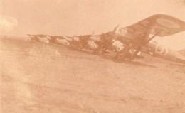 France? Aviation Escadrille Nieuport Delage? Squadron Ancienne Photo 1920's