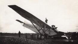France Aviation Farman F-302 F-AJPP Accident ? Ancienne Photo 1930