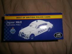 VOITURE DE POLICE DU MONDE ATLAS JAGUAR MK II - Other