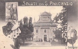 Saluti Da S.Pancrazio-Antica Originale_ 2 Scan- - Brindisi