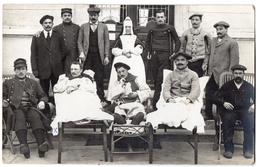 Lot De 4 Cartes-photo - WW1 - Alcide MAILLARD Né à Montsauche Les Settons , Résidant à Beaucourt - Guerre 1914-18