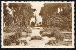 NIVELLES - Le Parc - Circulé  - Circulated - Gelaufen - 1938. - Nivelles