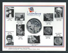 . Luxembourg (Luxemburg) - 500 Francs De 1995 - Qualité Proof Présenté Sous Pochette Illustrée (Argent, Silber, Silver) - Luxembourg
