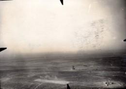 France Meuse WWI La Laufee Vue Aerienne Lt Ruinet Ancienne Photo 1916 - War, Military