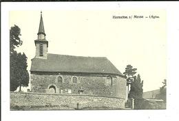 Hermeton Sur Meuse  Eglise ( Très Rare - De Graeve De Gand 1900 ) - Hastière