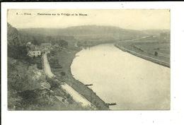 Houx Panorama Sur Le Village Et La Meuse