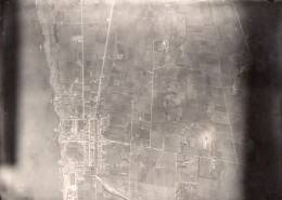 Algerie Alger Bordj El Kiffan Fort L'Eau Ancienne Photo Aerienne 1930