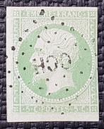 Colonie Française  N° 8 Avec Oblitèration Losange CCH, Signé SCHELLER  TB - Napoleon III