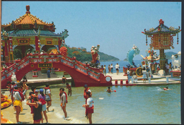 °°° 4863 - HONG KONG - BEAUTIFUL SCENERY OF REPULSE BAY °°° - Cina (Hong Kong)