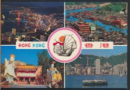 °°° 4864 - HONG KONG - VIEWS °°° - Cina (Hong Kong)