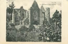 VISE 568 - Ruines D'une Eglise - Wezet