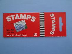 1992 Nouvelle Zélande - Yvert  C 1188  ** Paysage Scott 1125a   Michel C 1244   SG SB 62c - Carnets