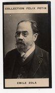Collection Felix Potin - 1898 - REAL PHOTO - Emile Zola, écrivain Et Journaliste Français - Félix Potin