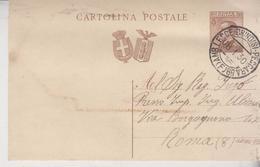 Interi Postali 18/1/1930 Annullo Ambulante Lecce Brindisi Pescara  Gg - Interi Postali