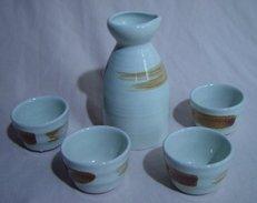 Ceramic Sake Set - Ceramics & Pottery