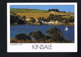EIRE-IRLANDE-KINSALE-  Summer Cove - Voyagée Avec Timbre 1990  - Recto Verso- Paypal Free - Other
