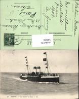540266,Dieppe La Tamise Au Large Dampfer Hochseeschiff Schiff - Handel