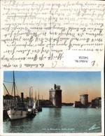540258,La Rochelle Sortie Du Port Dampfer Hochseeschiff Schiff - Handel