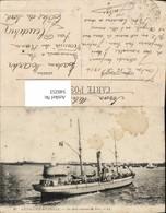 540253,La Pallice-Rochelle Un Ariss Rentrant Au Port Dampfer Hochseeschiff Schiff - Handel