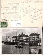 540260,Calais La Gare Maritime Dampfer Hochseeschiff Schiff Segelboot - Handel