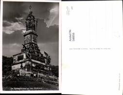 540056,Foto Ak Niederwald Nationaldenkmal Statue Monument - Monuments