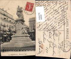 540058,Marseille Statue Monument Puget - Monuments