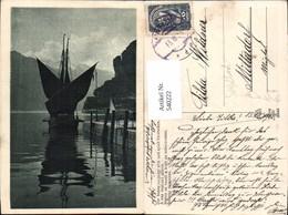 540222,Künstler Ak Segelboot Schiff Pub Kilophot 102/20644 - Segelboote