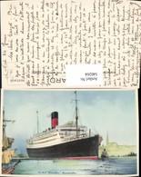 540264,Künstler Ak R.M.S. Carinthia Gunard Line Hochseeschiff Schiff - Handel
