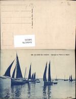 540235,Au Bord De L Ocean Barques De Peche Au Depart Segelboote Schiffe - Segelboote