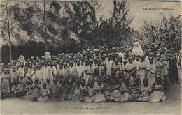 Les élèves De MAGANA - Burundi