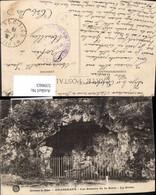 539663,Environs De Dijon Chanceaux Les Sources De La Seine La Grotte Höhle Grotte Sta - Ansichtskarten