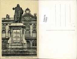 539959,Nancy Statue De Stanislas Fronton De L Hotel De Ville Monument - Monuments