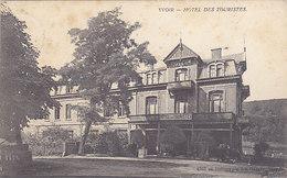 Yvoir - Hôtel Des Touristes (Héliotypie De Graeve, Animée, 1907)