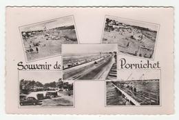 *c* - Souvenir De PORNICHET - Multivues - Camping, Voiture - édit. Jansol - Format CPA - 2 Scans - Pornichet
