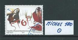 KOSOVO MICHEL 180 Rundgestempelt Siehe Scan