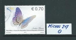 KOSOVO MICHEL 217 Rundgestempelt Siehe Scan