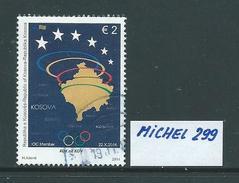 KOSOVO MICHEL 299 Rundgestempelt Siehe Scan