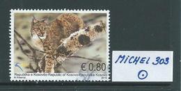 KOSOVO MICHEL 303 Rundgestempelt Siehe Scan