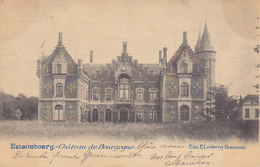 Estaimbourg - Château De Bourgogne (Edit. Leclercq-Rousseau, Précurseur, 1902) - Estaimpuis