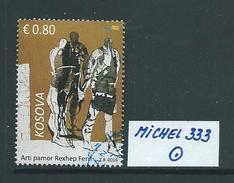 KOSOVO MICHEL 333 Rundgestempelt Siehe Scan