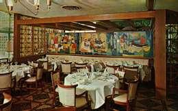 CP  -  Etats-Unis - Florida -       CLEARWATER  BEACH  -     Restaurant HEILMAN'S - Clearwater